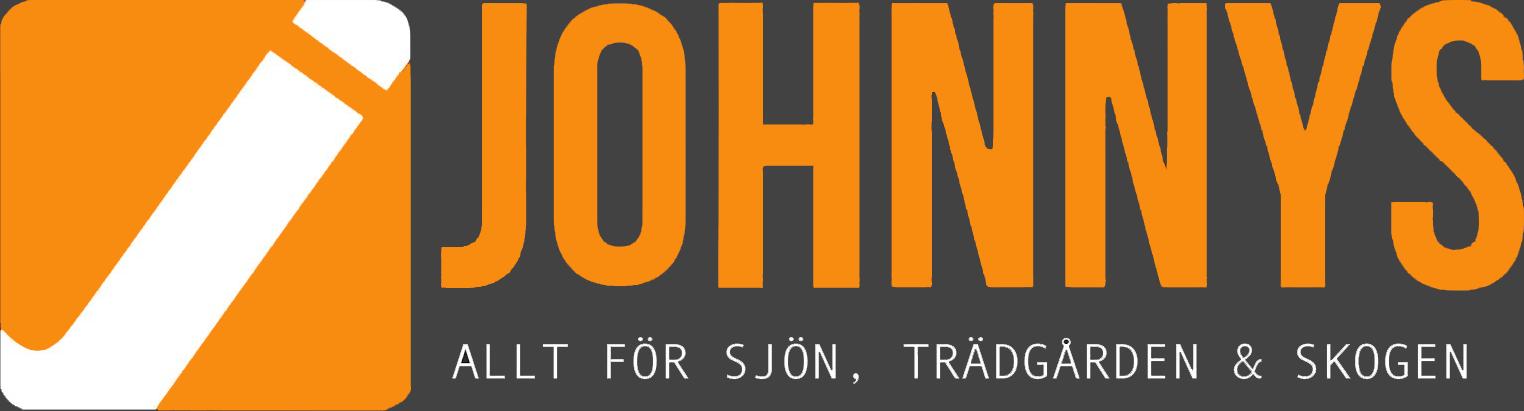 Logo Johnnys Skogs- & Trädgårdsmaskiner AB
